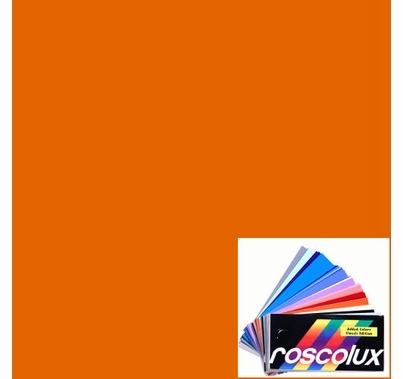 Rosco Roscolux 303 Warm Peach Gel Filter Sheet