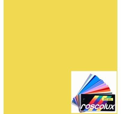 Rosco Roscolux 310 Daffodil Gel Filter Sheet