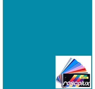 Rosco Roscolux 369 Tahitian Blue Gel Filter Sheet