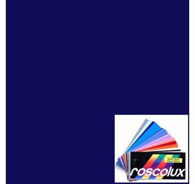 Rosco Roscolux 385 Royal Blue Lighting Gel Filter Sheet