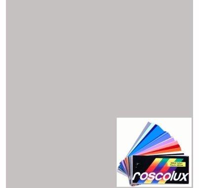 """Rosco Roscolux 398 Neutral Gray Lighting Gel Sheet 20""""x24"""""""