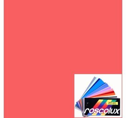 Rosco Roscolux 40 Light Salmon Gel Filter Sheet