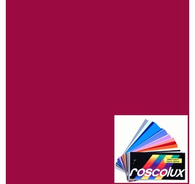 Rosco Roscolux 46 Magenta Gel Filter Sheet