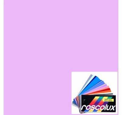 Rosco Roscolux 51 Surprise Pink Gel Filter Sheet