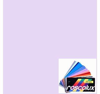 Rosco Roscolux 53 Pale Lavender Lighting Filter Gel Sheet