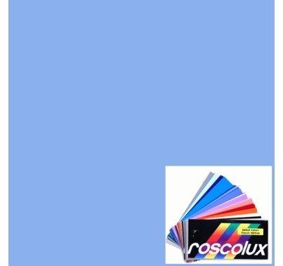 Rosco Roscolux 60 No Color Blue Lighting Gel Filter Sheet