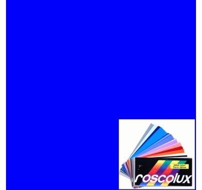 Rosco Roscolux 79 Bright Blue Lighting Gel Filer Sheet