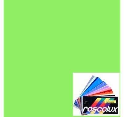 Rosco Roscolux 88 Light Green Gel Filter Sheet