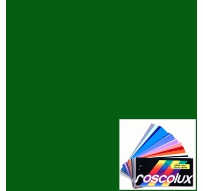 "Rosco Roscolux 91 Primary Green 6"" x 6"" Gel Cut"