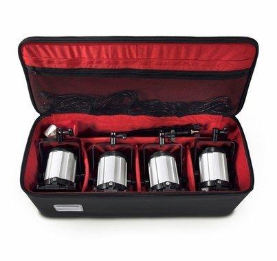 Sachtler Lite Case LARGE Lighting Kit