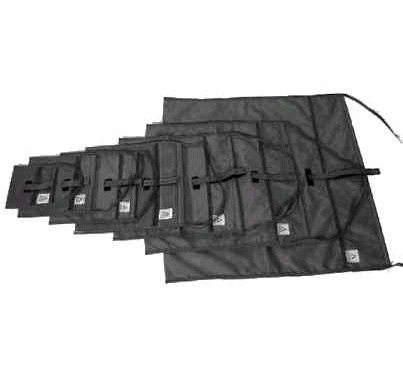 """Small + Scrim Bag up to 9"""""""