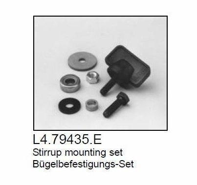 Stirrup Mounting Set / Tilt Lock Knob Set  L4.79435.E