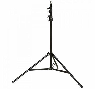Studio Assets 8ft Economy Light Stand 2 Riser