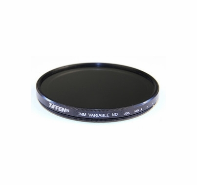 Tiffen 52mm Variable ND Neutral Density Filter, 52VND