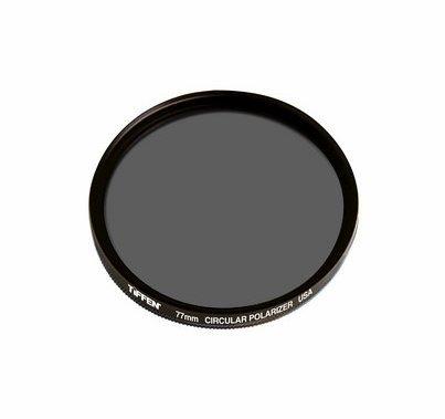 Tiffen 77mm Circular Polarizer Filter