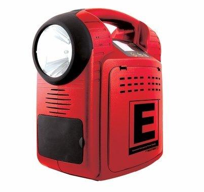 WeatherRite Essential Emergency Power Supply & Light