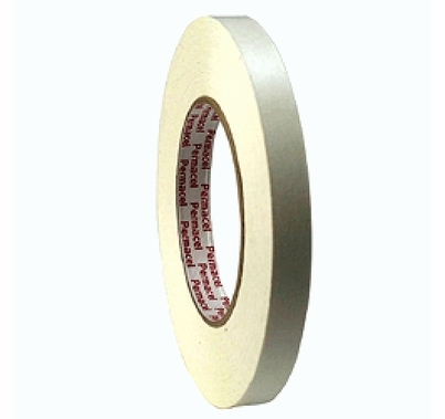 "White Spike Paper Tape 1/2""x60yds  Permacel 724"