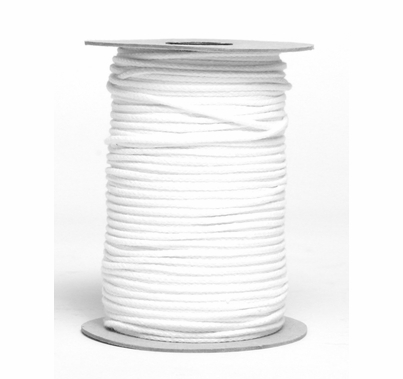 "White Trick Line #4 Unglazed 1/8"" x 600ft Spool"