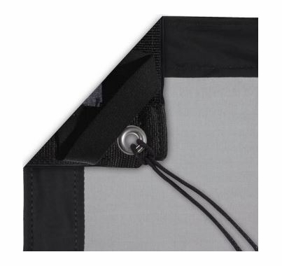 Modern Studio 20'x20' 1/4 Stop Silk (Artificial Black) with Bag