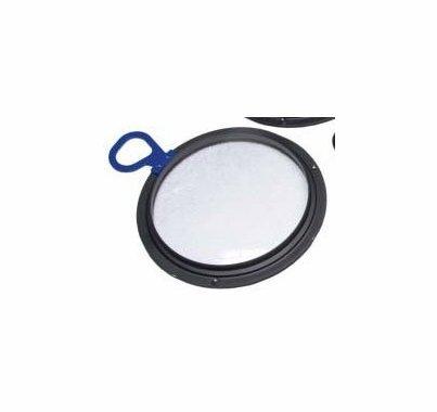 Kobold 200W HMI Par Super Spot Lens (blue) in Frame, 713-0718