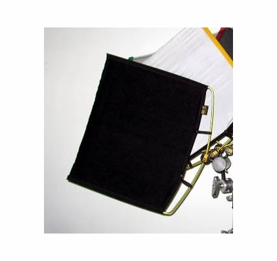 "RoadRags II Solid Black Flag  24""x36"" 149008"