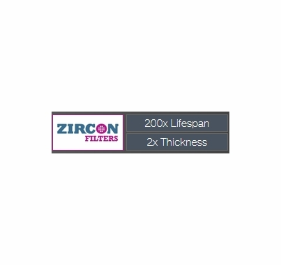Zircon 802 Minus Green 2 LED Lighting Gel Sheet