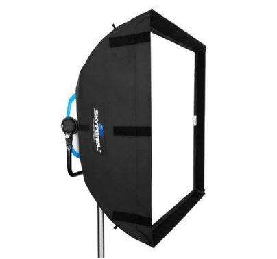 Arri SkyPanel S60 Chimera LightBank w/ Brackets