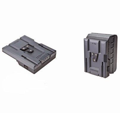 Block Battery V-Mount Adapter Plate 14.4v