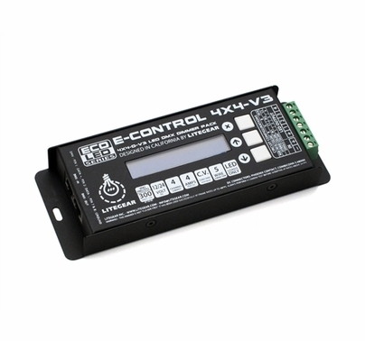 LiteGear DMX Dimmer Pack E-Control 4x4 V3.1