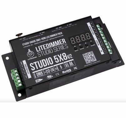LiteGear LiteDimmer Studio Series 5x8 V2 Dimmer