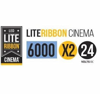 LiteGear LiteRibbon X2 Daylite 5 Meter 24V