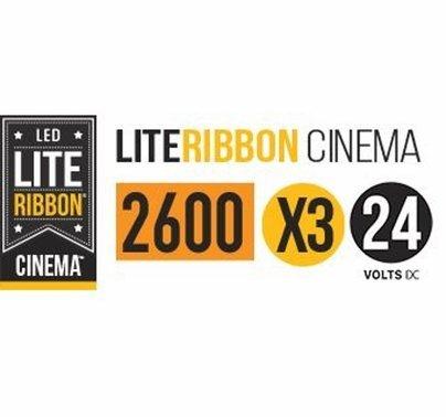 LiteGear LiteRibbon X3 Tungsten 3 Meter 24V