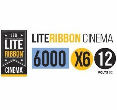 LiteGear LiteRibbon X6 Daylite .5 Meter 12V