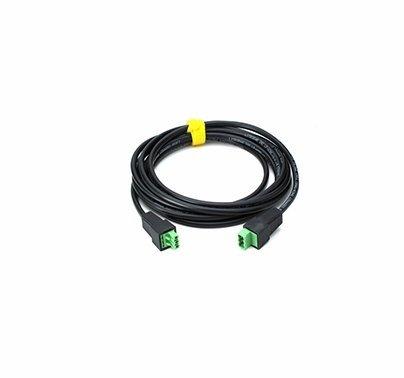 LiteGear Phoenix-3 Extension Cable Hybrid, Black, Round   12ft