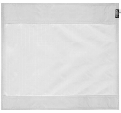 Modern 4ft Wag Flag Silent Quarter Grid Diffusion Fabric|NO Frame