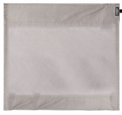 Modern 4ft Wag Flag UnBleached Muslin Diffusion Fabric|NO Frame