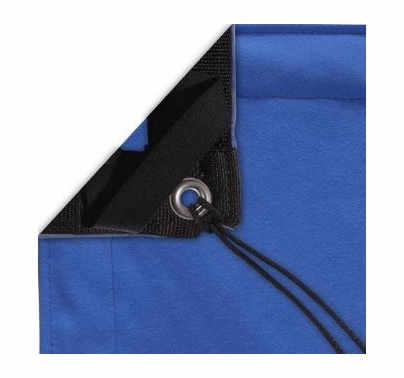 Modern Studio 10x20 Digital Blue With Bag