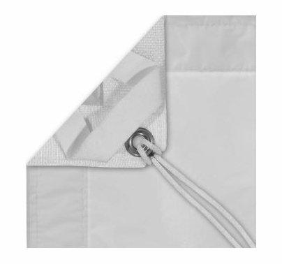 Modern Studio 10x20 Sail 1/2 Grid Cloth With Bag