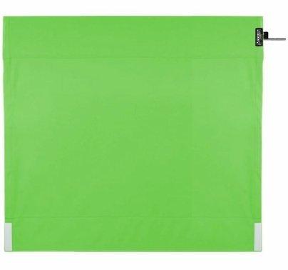 Modern Studio 4ft Wag Flag Digital Green Fabric | NO FRAME