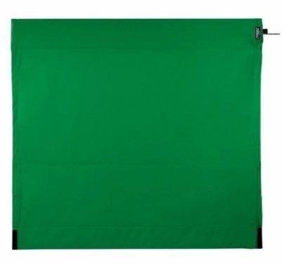 Modern Studio 6ft Wag Flag Chroma Key Green Fabric NO FRAME