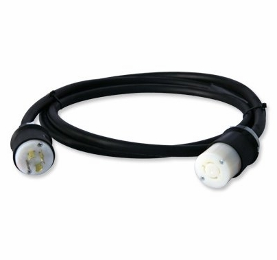 Motion Labs L21-20 Twist Lock Cable SOW 10/5 10ft.