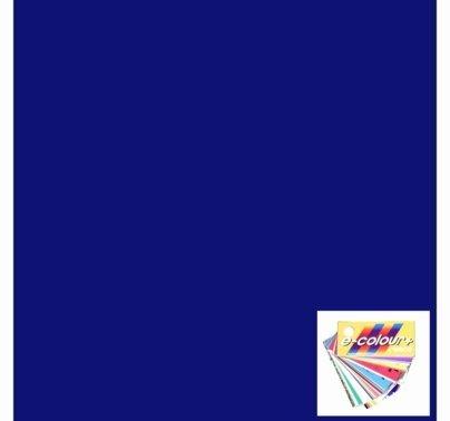 Rosco E Colour 085 Deeper Blue Lighting Gel Sheet 21 x 24 Inch