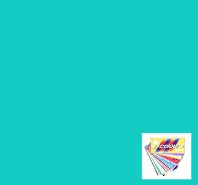 Rosco E Colour 115 Peacock Blue Gel Filter Sheet
