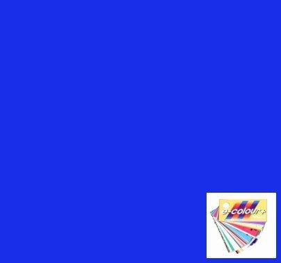 Rosco E Colour 119 Dark Blue Gel Filter Sheet
