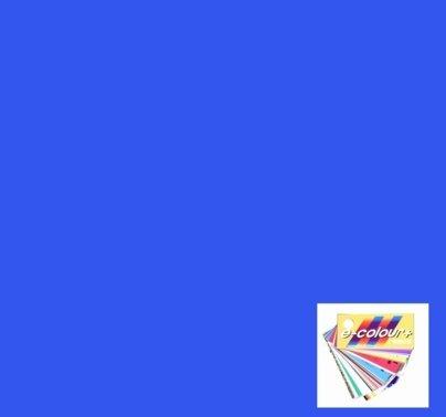 Rosco E Colour 132 Medium Blue Primary Blue  Gel Filter Sheet