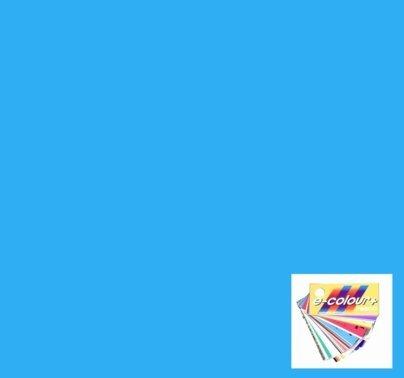 Rosco E Colour 144 No Color Blue Gel Filter Sheet