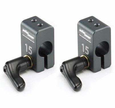 15mm Rod Clamp Kit Set of 2