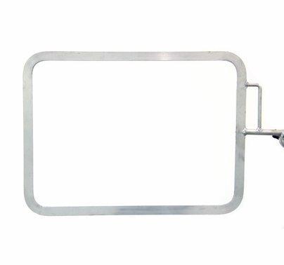 18x24 inch Gel Frame - Knife Blade, Aluminum