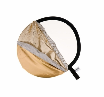 "38"" 5 in 1 Collapsible Reflector Kit"