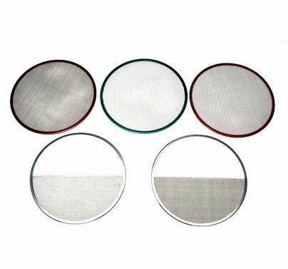 """9"""" Wire Scrim Set (5) Pc. Fits Arri 2K Fresnel, T2, Mole-Richardson"""